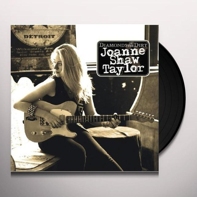 Joanne Shaw Taylor DIAMONDS IN THE DIRT Vinyl Record