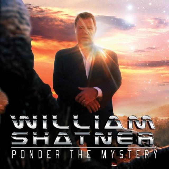 William Shatner PONDER THE MYSTERY Vinyl Record