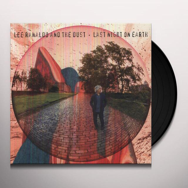 Lee Ranaldo LAST NIGHT ON EARTH Vinyl Record