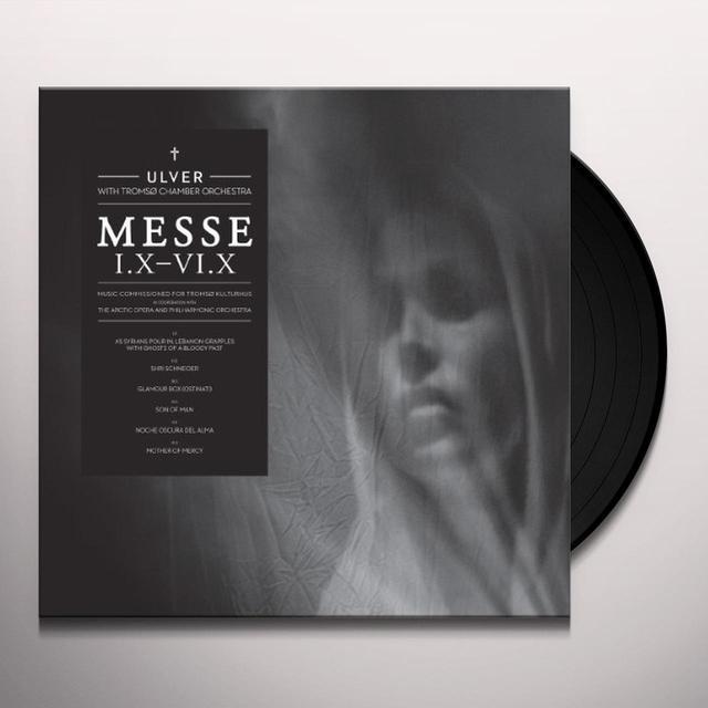 Ulver MESSE I.X - VI.X Vinyl Record
