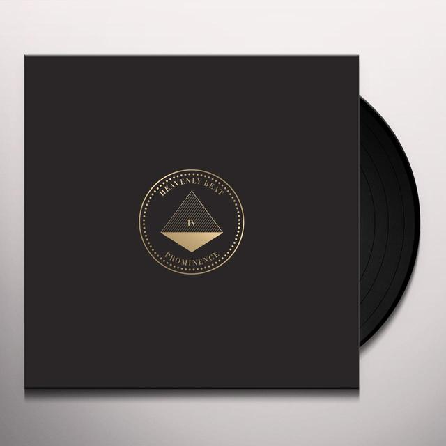 Heavenly Beat PROMINENCE Vinyl Record - Digital Download Included