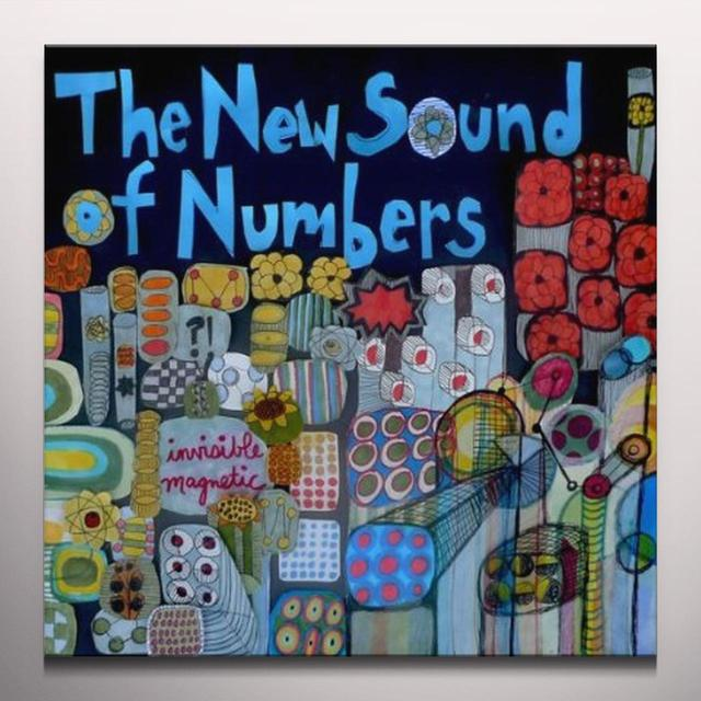 New Sound Of Numbers INVISIBLE MAGNETIC Vinyl Record