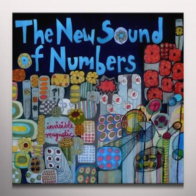 New Sound Of Numbers INVISIBLE MAGNETIC Vinyl Record - Colored Vinyl