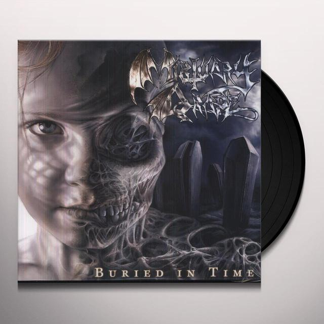 Mortuary Drape BURIED IN TIME Vinyl Record
