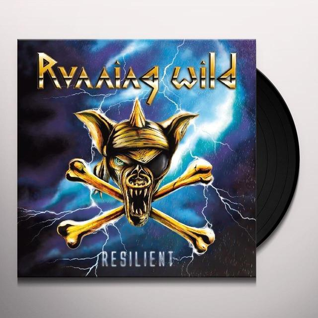 Running Wild RESILIENT Vinyl Record