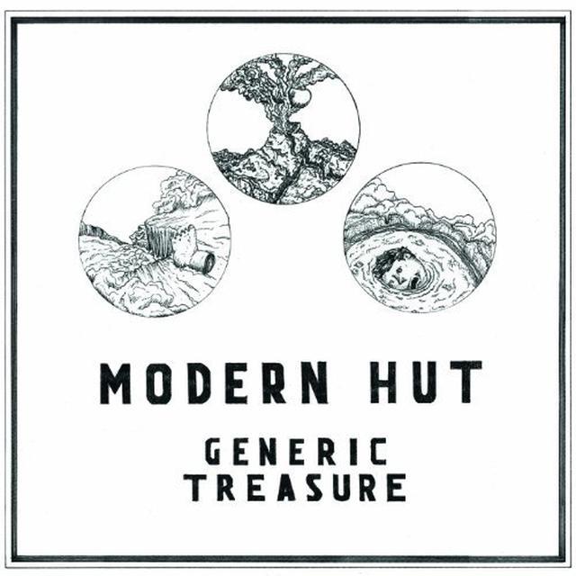 Modern Hut GENERIC TREASURE Vinyl Record