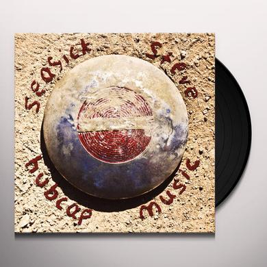 Seasick Steve HUBCAP MUSIC Vinyl Record