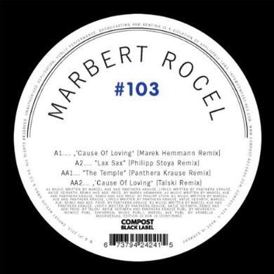 Marbert Rocel COMPOST BLACK LABEL 103 Vinyl Record