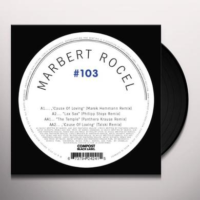 Marbert Rocel COMPOST BLACK LABEL 103 Vinyl Record