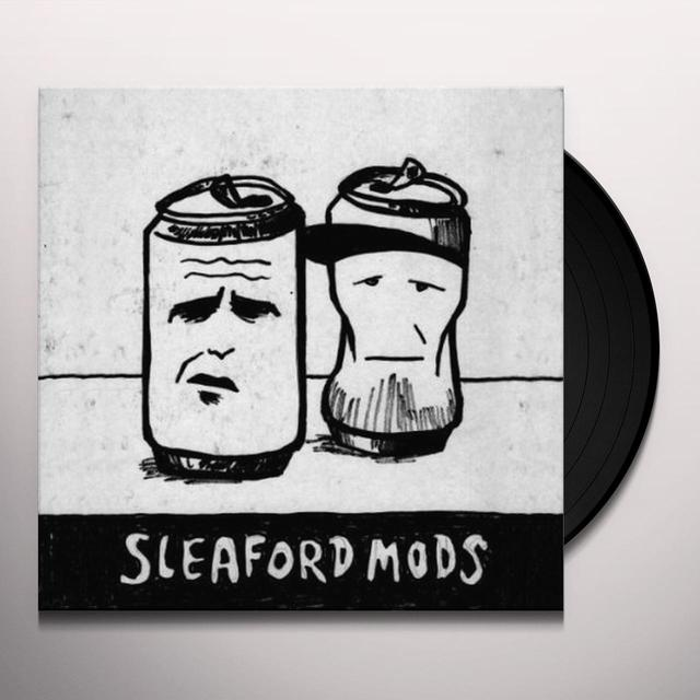 Sleaford Mods MR. JOLLY FUCKER / TWEET TWEET TWEET Vinyl Record