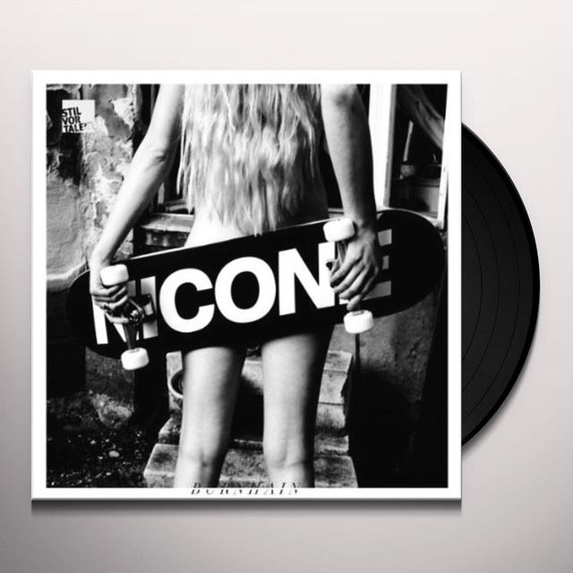 Nicone BURNHAIN Vinyl Record