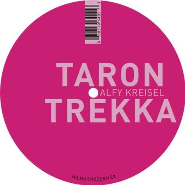 Taron-Trekka ALFY KREISEL Vinyl Record
