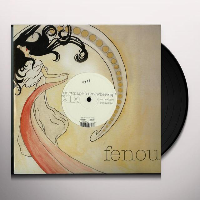 Benotmane SOMEWHERE Vinyl Record