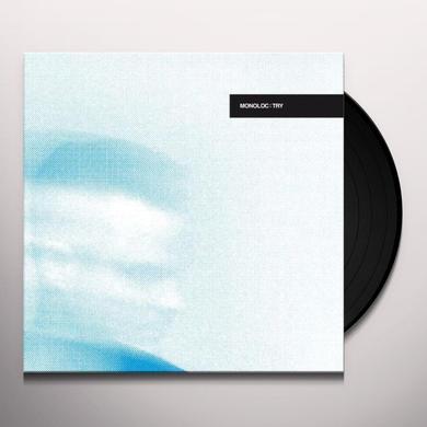 Monoloc TRY (EP) Vinyl Record