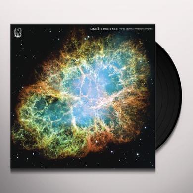 Iancu Dumitrescu PIERRES SACREES / HAZARD & TECTONICS Vinyl Record