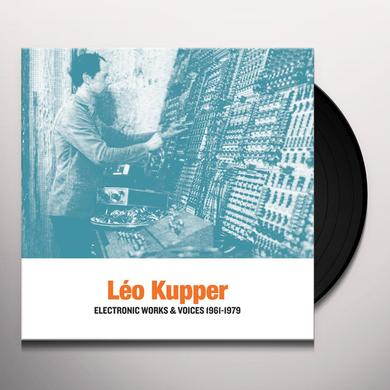 Leo Kupper ELECTRONIC WORKS & VOICES 1961-1979 Vinyl Record