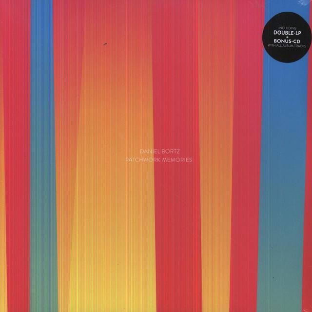Daniel Bortz PATCHWORK MEMORIES Vinyl Record - w/CD