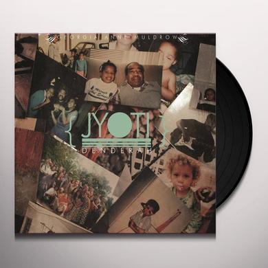 Jyoti DENDERAH Vinyl Record