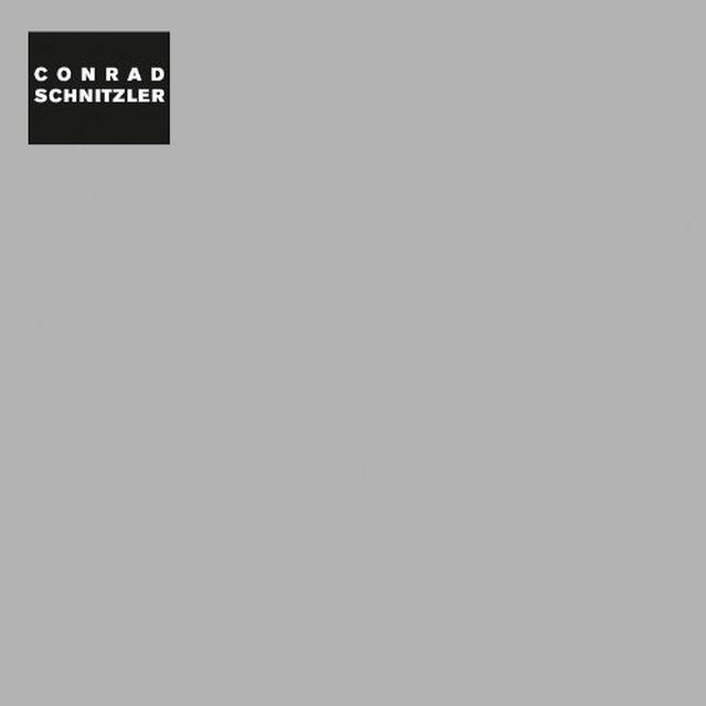 Conrad Schnitzler SIBER Vinyl Record