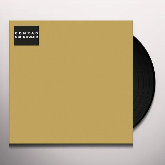 Conrad Schnitzler GOLD Vinyl Record