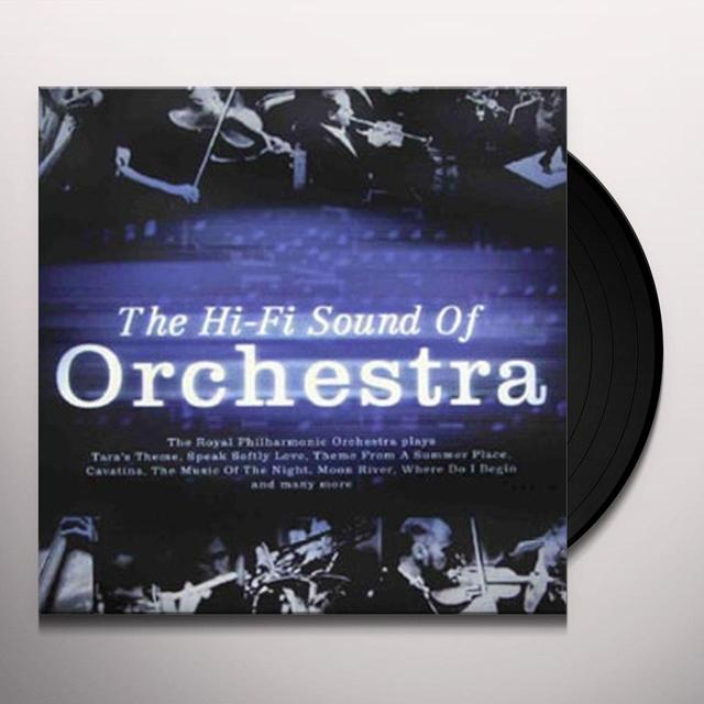 Royal Philharmonic Orchestra HI-FI SOUND OF ORCHESTRA Vinyl Record