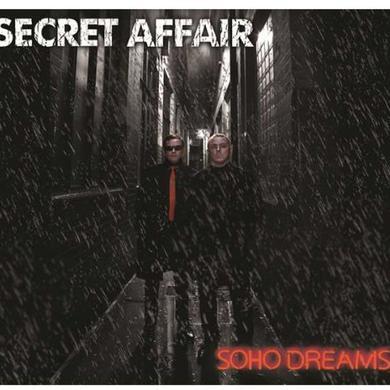 Secret Affair SOHO DREAMS Vinyl Record
