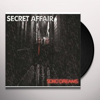 Secret Affair SOHO DREAMS Vinyl Record - Limited Edition