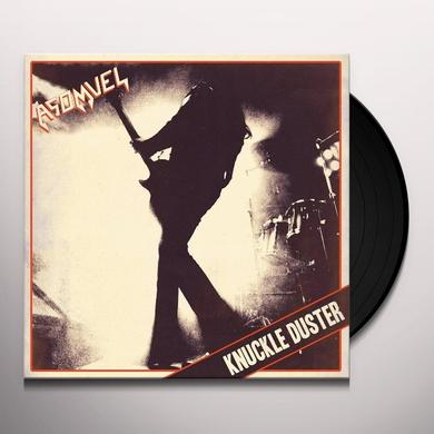 Asomvel KNUCKLE DUSTER Vinyl Record