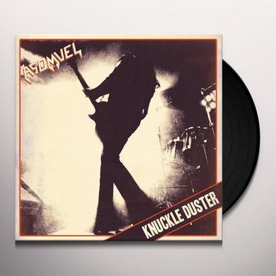Asomvel KNUCKLE DUSTER Vinyl Record