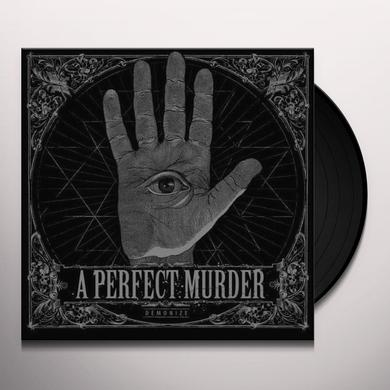 Perfect Murder DEMONIZE Vinyl Record