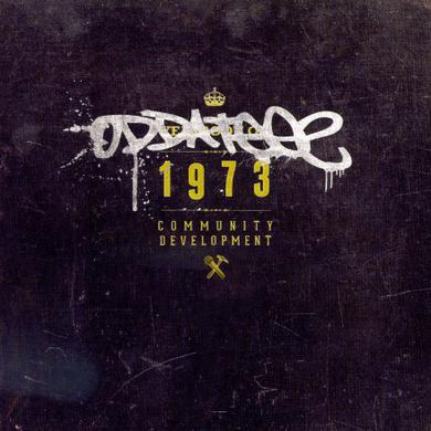Oddateee 1973 Vinyl Record