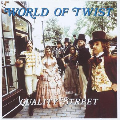 World Of Twist QUALITY STREET Vinyl Record