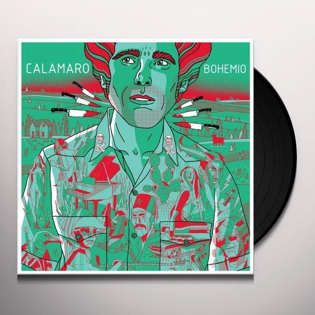 Andres Calamaro BOHEMIO (Vinyl)