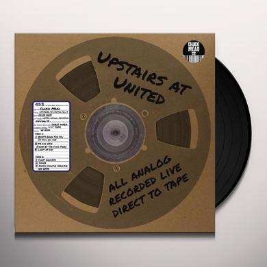 Chuck Mead UPSTAIRS AT UNITED 8 Vinyl Record