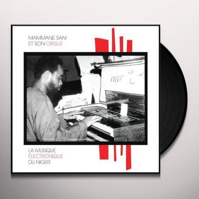 Musique Sani Et Son Orgue MUSIQUE ELECTRONIQUE DU NIGER Vinyl Record - Limited Edition
