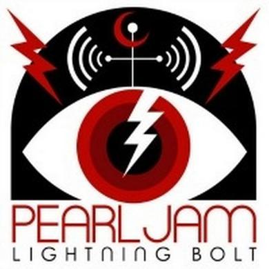 Pearl Jam LIGHTNING BOLT Vinyl Record