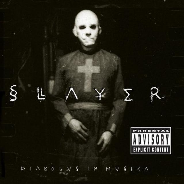 Slayer DIABOLUS IN MUSICA Vinyl Record