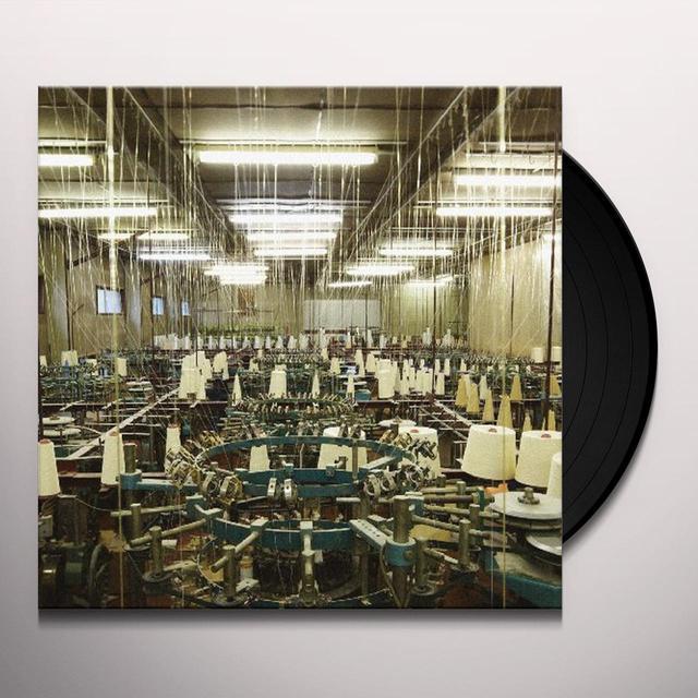 Toe FOR LONG TOMORROW Vinyl Record