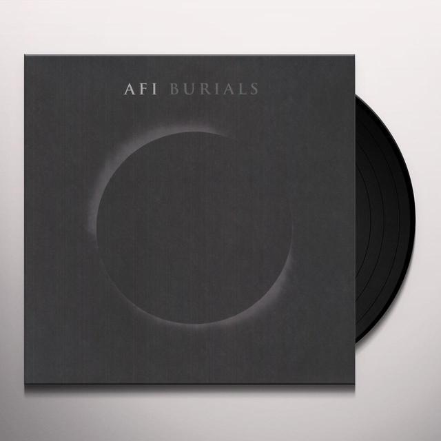 AFI BURIALS Vinyl Record