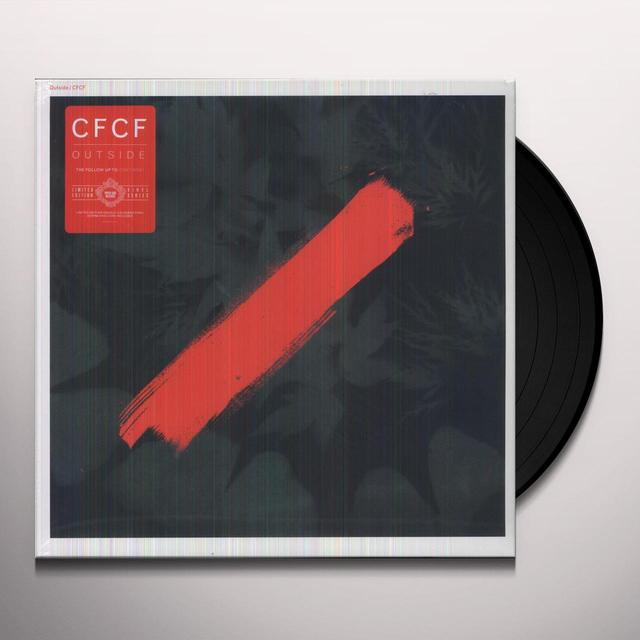 Cfcf OUTSIDE Vinyl Record