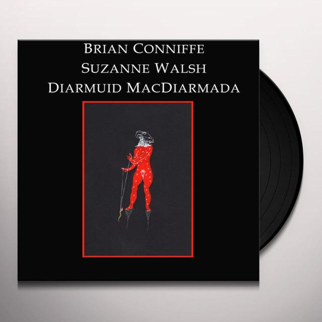 Brian Conniffe / Suzanne Walsh / Macdiarmada LANDSLIDE Vinyl Record