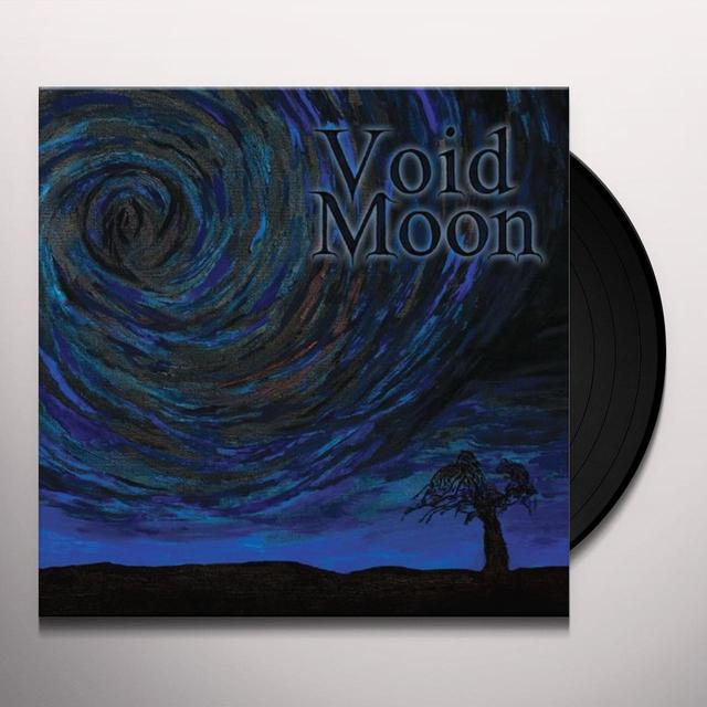 Void Moon ON THE BLACKEST OF NIGHTS Vinyl Record