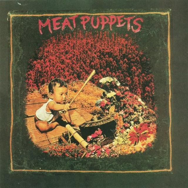 MEAT PUPPETS Vinyl Record