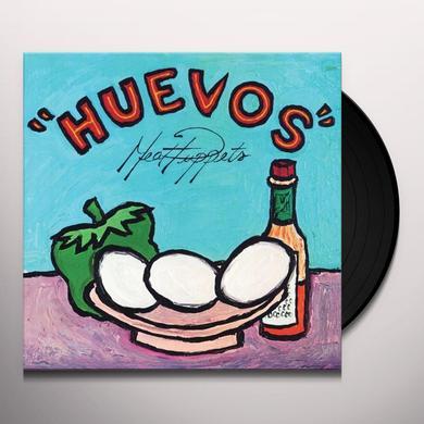 Meat Puppets HUEVOS Vinyl Record