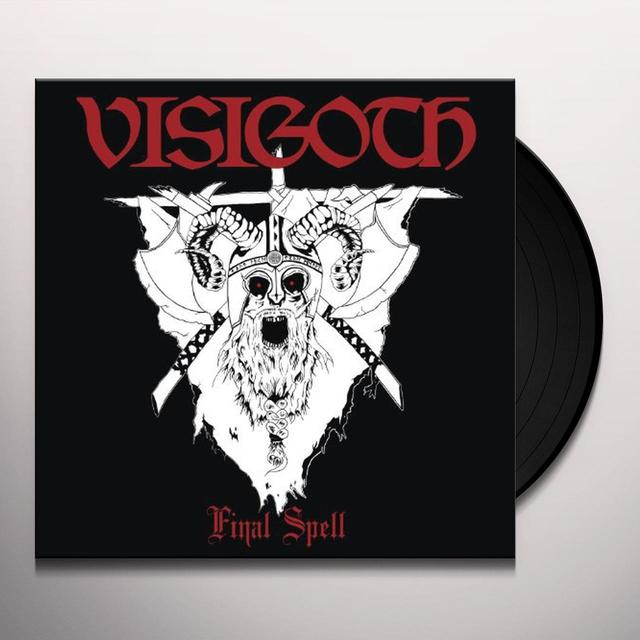 Visigoth FINAL SPELL Vinyl Record
