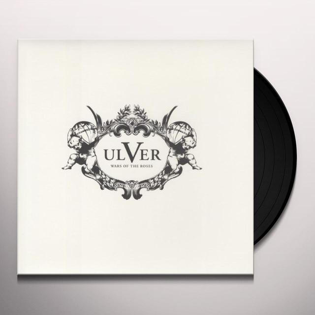 Ulver WARS OF THE ROSES Vinyl Record