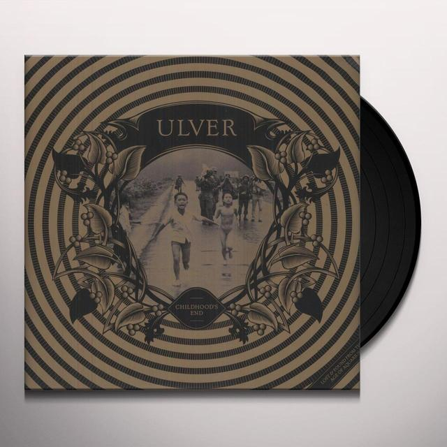Ulver CHILDHOOD'S END Vinyl Record