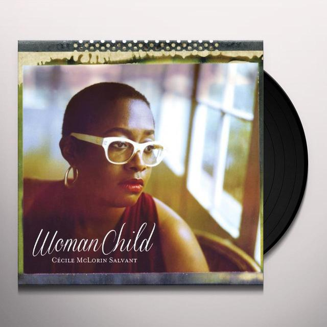 Cecile Mclorin Salvant WOMANCHILD Vinyl Record