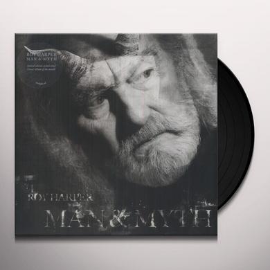 Roy Harper MAN & MYTH  (DLI) Vinyl Record - 180 Gram Pressing