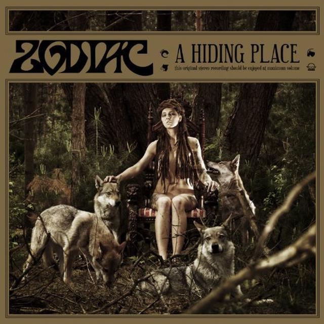 Zodiac HIDING PLACE Vinyl Record